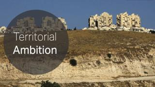 Israel's Territorial Ambition