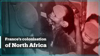 France's colonisation of North Africa