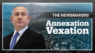 Israel's Impending West Bank Annexation