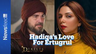 Pakistani Singer Hadiqa Kiani Sings a Turkish Song For Ertugrul
