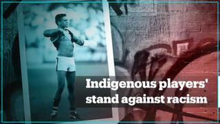 Indigenous Australian players stood up to racism. Here's what happened
