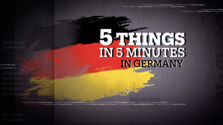German police racism investigation halted by government: 5 Things in 5 Minutes in Germany