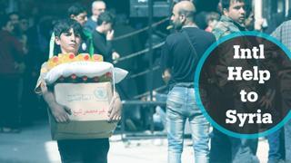 UN mandates humanitarian delivery to Syria