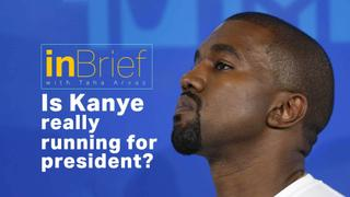 In Brief Episode 11: Is Kanye really running for president?