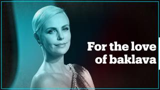 Charlize Theron invited to Turkey's Gaziantep for baklava tasting tour