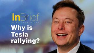 In Brief Episode 12: Why is Tesla worth more than all the other car companies combined?