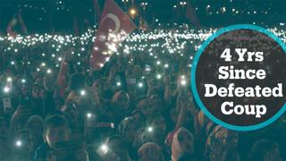 Turkey marks fourth anniversary of 2016 defeated coup