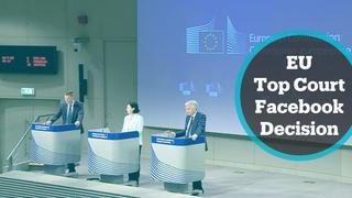 The EU's top court scraps EU-US data pact