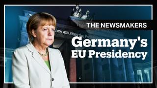 Can German Chancellor Merkel Save the EU?
