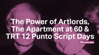 TRT 12 Punto Script Days 2020 Edition | The Power of Artlords | The Apartment at 60