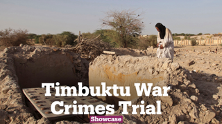 Timbuktu War Crimes Trial