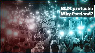 Why have the BLM protests continued this long in Portland?