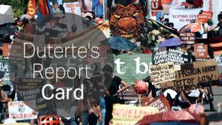 Duterte's Report Card