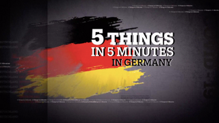 Islamophobic German agent placed in mosques? | 5 Things in 5 Minutes in Germany