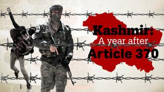 Kashmir, one year after India revoked its autonomy