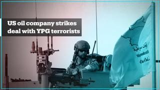 US oil company signs deal with the YPG/SDF terror group