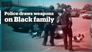 Police in Colorado handcuffed and held a Black family at gunpoint