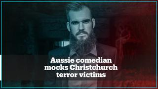 Australian comedian under fire for Christchurch terror attack joke