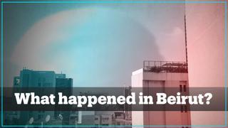 Blast in Beirut kills dozens