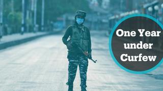 Kashmir Lockdown: Curfew imposed ahead of status revocation anniversary