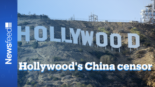Is Hollywood self censoring to please the Chinese market?