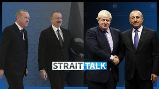Turkey-Azerbaijan Military Drills | Turkey-UK Near Free Trade Deal
