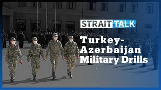 Turkey and Azerbaijan Conduct Military Drill