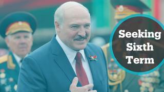Former teacher challenges Lukashenko's power in Belarus election