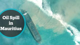 Mauritius declares environmental emergency after oil spill