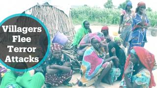 Villagers flee attacks northern Cameroon by suspected Boko Haram fighters