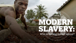 Modern Slavery: Who is forcing forced labour?