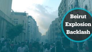 Lebanon losing trust over Beirut explosion
