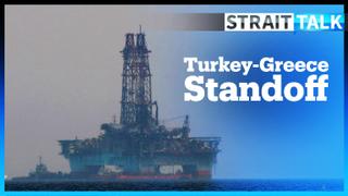 Turkey-Greece Standoff in Eastern Mediterranean