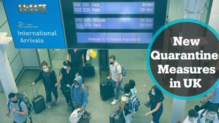 Thousands return to the UK to beat quarantine restrictions