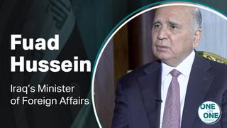 One on One with Iraq's Foreign Minister Fuad Hussein