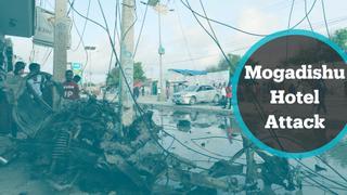 Security forces end Al Shabab siege of Mogadishu hotel