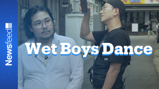 Meet The Wet Boys of South Korea: Yang Jin-beom and Kim Kyoung-wook
