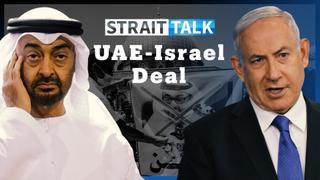 UAE-Israel Deal  -- A Betrayal of Palestinians