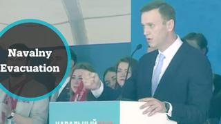 Russian doctors agree to Navalny evacuation