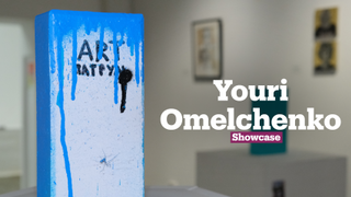 In Conversation with Youri Omelchenko
