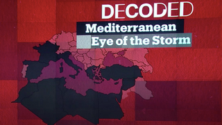 Decoded: Mediterranean Eye of the Storm
