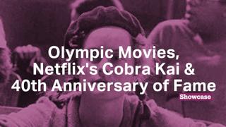 Netflix's Cobra Kai | 40th Anniversary of Fame | Olympic Movies