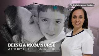 Being a Mom/Nurse: A Story of Self-sacrifice
