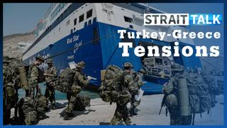 Greece Illegally Militarising Meis Island