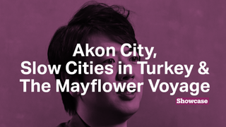 Akon City | The Mayflower Voyage | Slow Cities in Turkey​