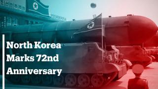 North Korea marks 72nd foundation day