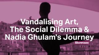 Oscar Diversity | Vandalising Art | Nadia Ghulam's Journey
