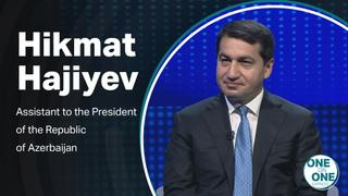 One on One with Hikmat Hajiyev, Assistant to the President of the Republic of Azerbaijan