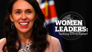 WOMEN LEADERS: Tackling COVID-19 better?
