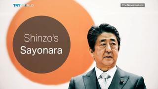 Japan's Shinzo Abe Steps Down